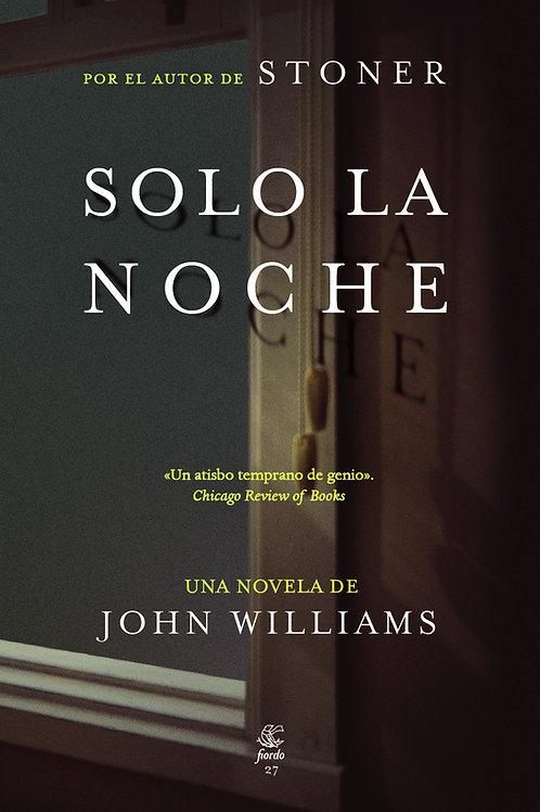 Solo la noche, de John Williams
