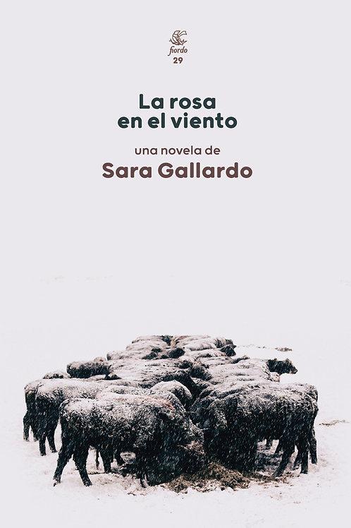 La rosa en el viento, de Sara Gallardo