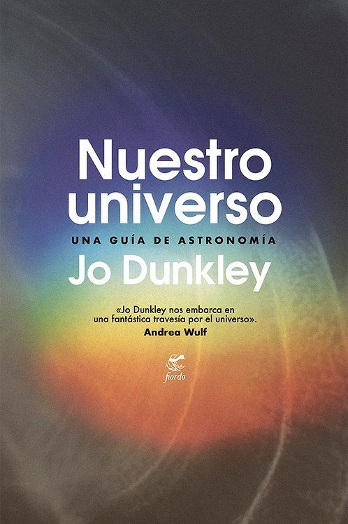 Nuestro universo, de Jo Dunkley