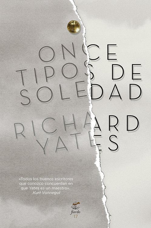 Once tipos de soledad, de Richard Yates