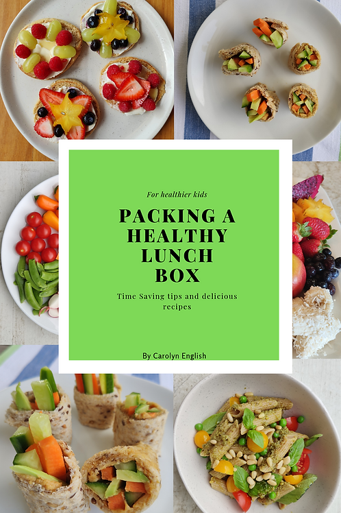 Packing a Healthier Lunchbox