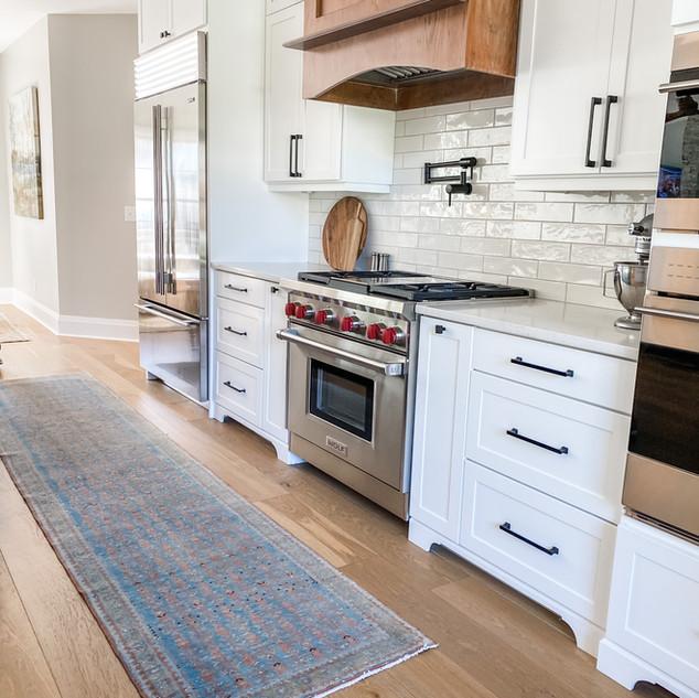 Kitchen design for Gallup & LaFitte
