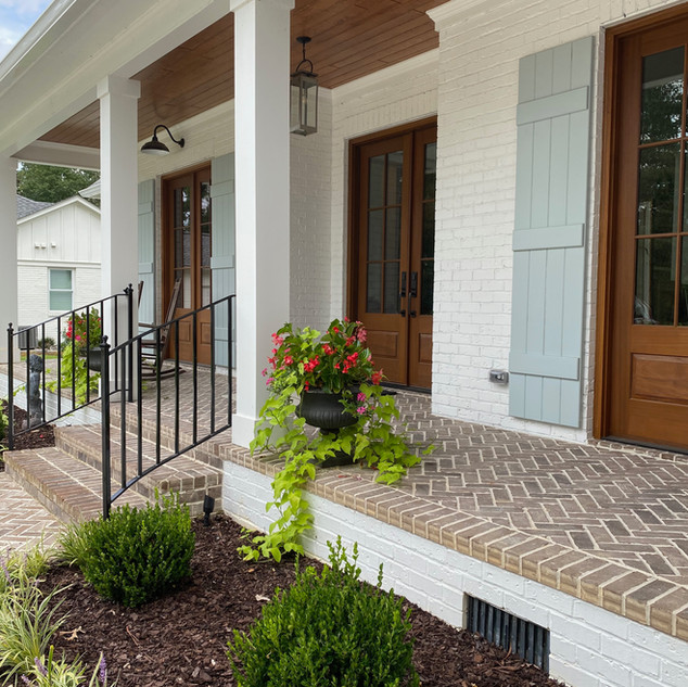 Exterior selections for Gallup & LaFitte