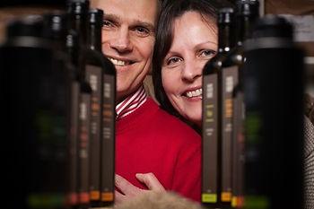 Dr. Frank Besinger und Sabine Stempfhuber