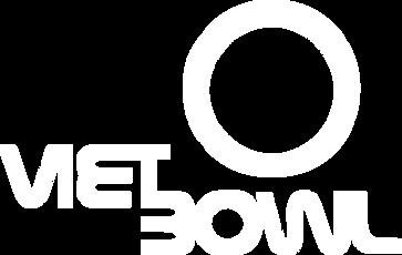Viet Bowl Logo weiss