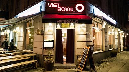 Viet Bowl Charlottenburg | Außenansicht