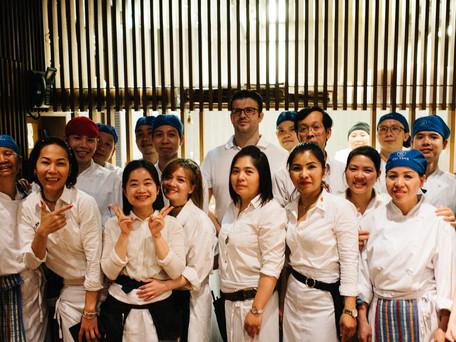 Teamfoto vom Chi Keng Potsdam