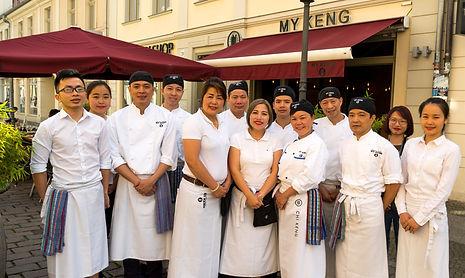 My Keng Teamfoto Potsdam