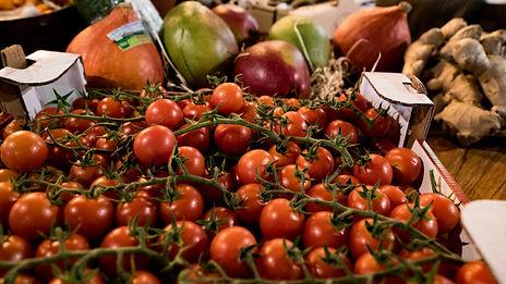 Viet Bowl Charlottenburg Frisches Gemüse