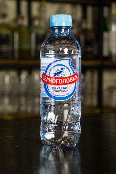 Вода Черноголовка