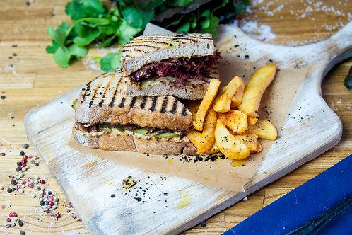 Рубен сэндвич