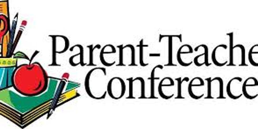 Parent Teacher Conferences  3's Class