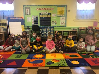 Welcoming March in Pre-K 1