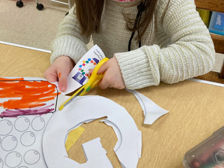 Wrapping up February in Enrichment