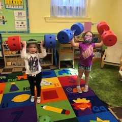 Another Great Week in Pre-K 1