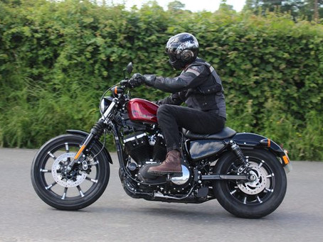 What motorcycle should you choose for your first bike?
