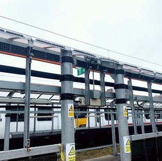 Railway installation, East Anglia