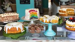 layer celebration cakes