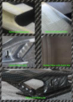 3d printing, 3d carbon fiber printing, carbon fibre, performance parts, H2 Superchager Gears, RG62, Wing, Wing H2, Kawasaki H2, Kawasaki