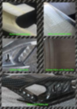 3d Carbon fiber printing, carbon fibre, performance parts, H2 Superchager Gears, RG62, Wing, Wing H2, Kawasaki H2, Kawasaki