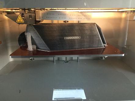 3d printing, 3d carbon fibre printing, carbon fibre,performance parts, H2 Superchager Gears, RG62, Wing, Wing H2, Kawasaki H2, Kawasaki