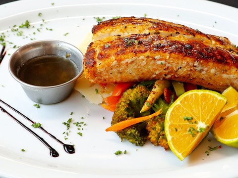 Grilled Fish Avion