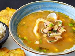 Seafood Curry Avion