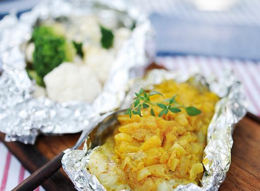 Mästerlotsens curry fisk