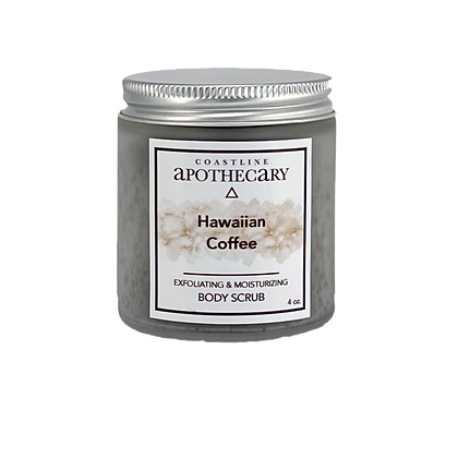Hawaiian Coffee Body Scrub