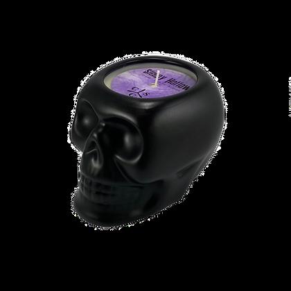 Sleepy Hollow Skull Candle