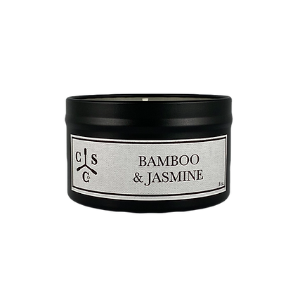 Bamboo & Jasmine Candle