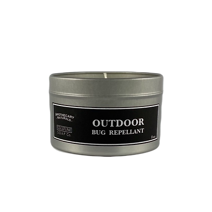 Outdoor Bug Repellant Candle