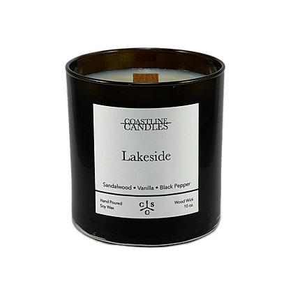 Lakeside Luxe Candle