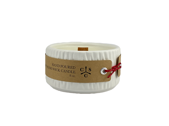 Evergreen Forest Holiday Candle