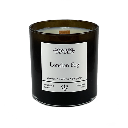 London Fog Luxe Candle