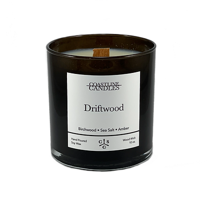 Driftwood Luxe Candle