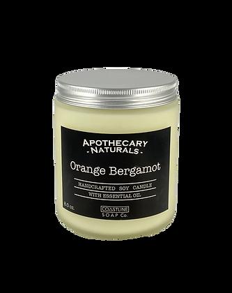 Orange Bergamot Candle