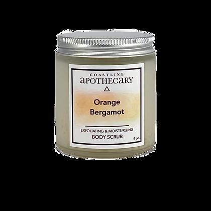 Orange Bergamot Body Scrub