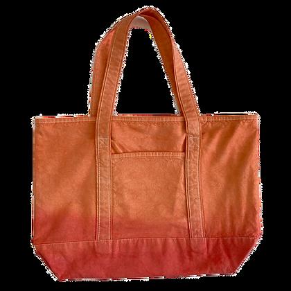 Citrus Sunrise Beach Bag