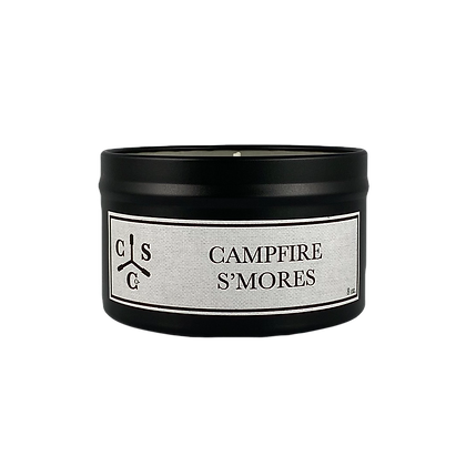 Campfire S'mores Candle