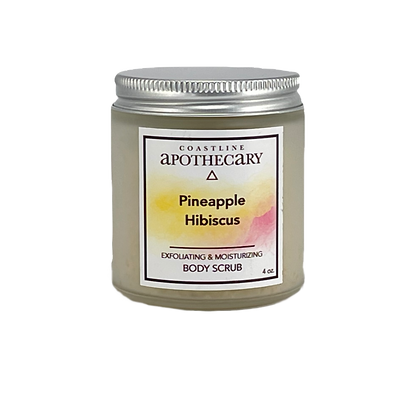 Pineapple Hibiscus Body Scrub