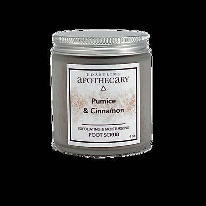 Pumice & Cinnamon Foot Scrub