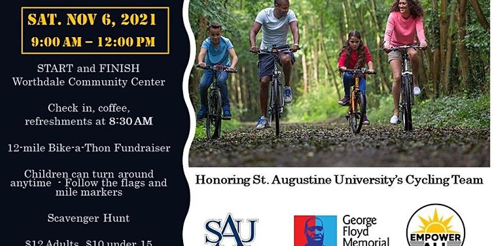 EMPOWER ALL - Bike-A-Thon Fundraiser