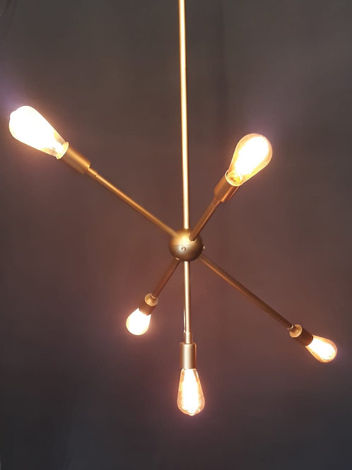 CANDIL MOD. AXIS 5 LUCES