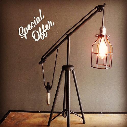 Lámpara de mesa Polea