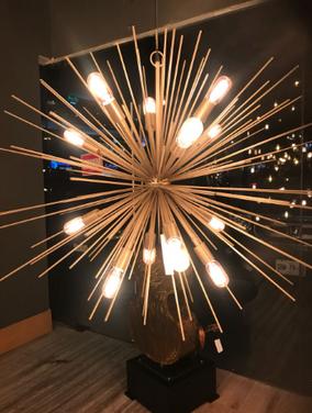 Erizo 12 luces