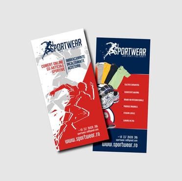 Sprtwear Flyer