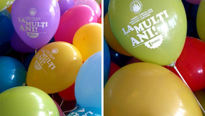 Designing personalized balloons for children's day