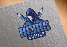 Denis Comics Logo