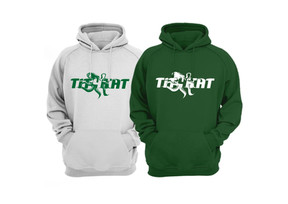 Tit4Tat Hoodie design